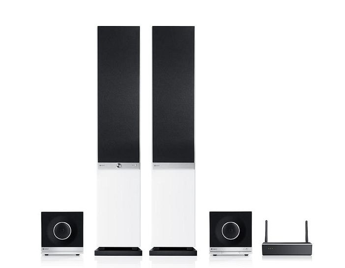 Teufel 2Raumfeld® High End