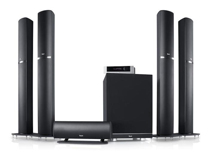 Teufel LT 5 Digital HD - 5.1-Set L