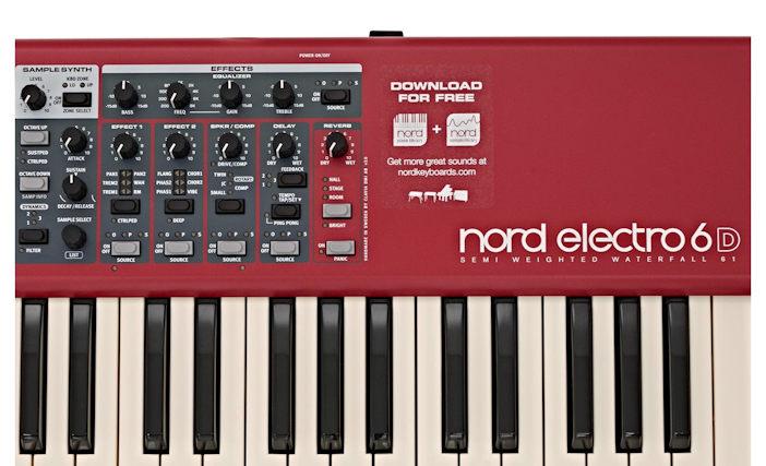 Clavia Nord Electro 6D 73