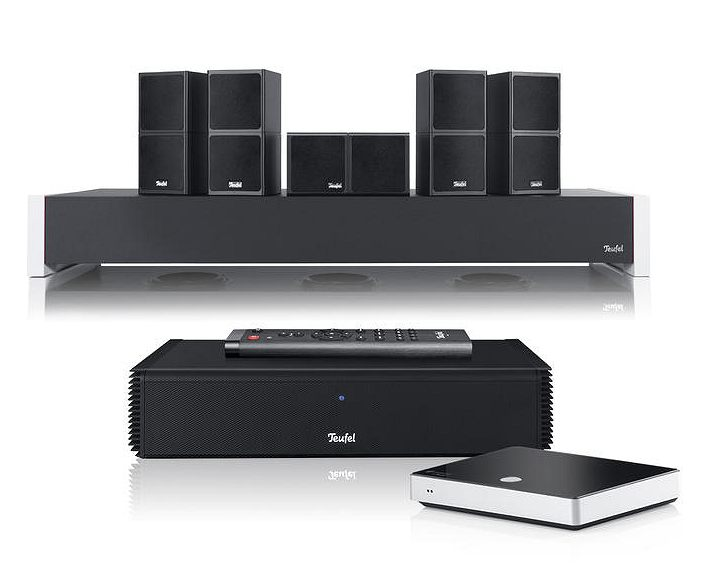 Teufel Cubycon® 2 Complete Streaming
