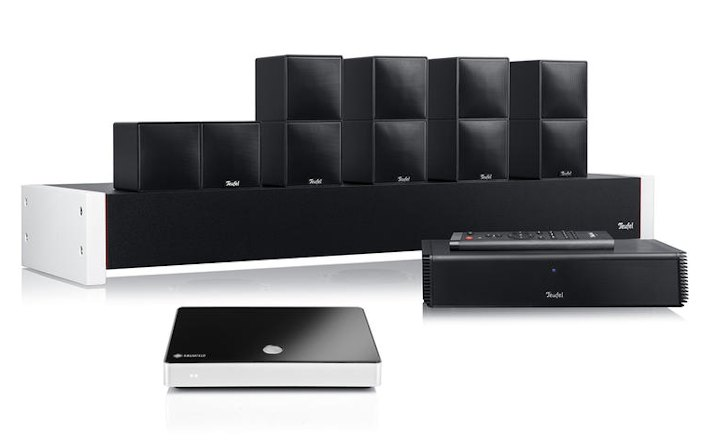 Teufel Cubycon® Complete Streaming