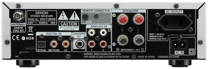 Denon DNP-F109 Netzwerk-Player