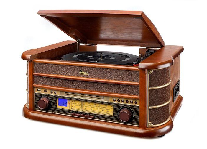 Dual NR 4 Nostalgie Musikanlage