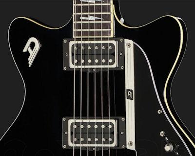 Duesenberg Bonneville Black