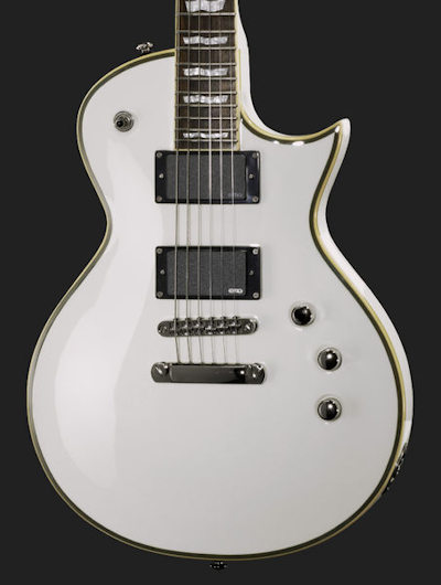 ESP LTD EC-401 Olympic White