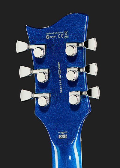 ESP LTD PS-1000 Xtone Blue Sparkle