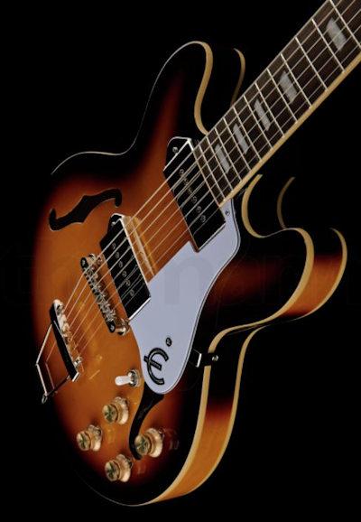Epiphone Casino Coupe VS E-Gitarre
