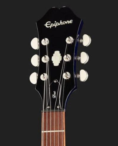 Epiphone ES-335 Dot Deluxe Blueburst