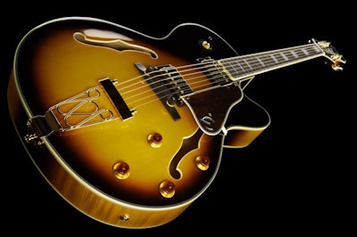 Epiphone Emperor-II Joe Pass VS