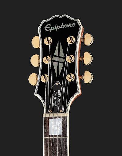 Epiphone Les Paul Custom Pro Koa LTD
