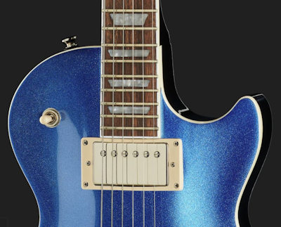 Epiphone Les Paul Muse Radio Blue