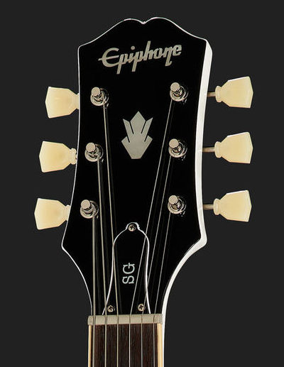 Epiphone SG Standard Alpine White