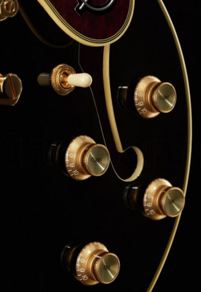 Epiphone Sheraton-II Pro BK