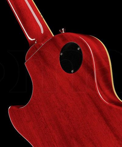 Epiphone Slash Les Paul Vermillion Burst