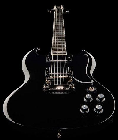 Epiphone Tony Iommi Signature SG Custom