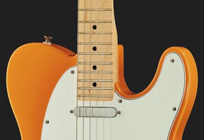Fender Player Series Tele MN Capri