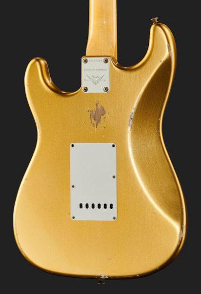 Fender 60 Strat AAZ Relic