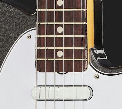 Fender 63 Tele Pewter NOS