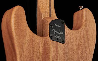 Fender AM Acoustasonic Strat BK