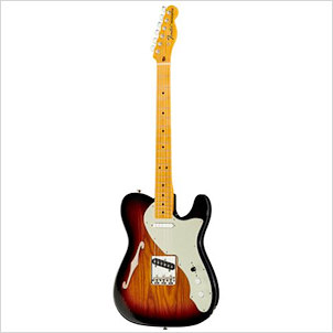 Fender AM Orig. 60 Tele Thinl. MN 3SB