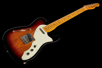 Fender AM Orig. 60 Tele Thinl. MN 3SB