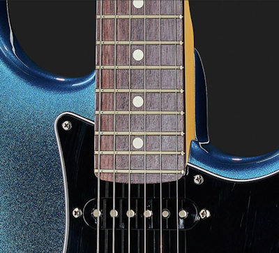 Fender AM Pro II Strat DK NIT