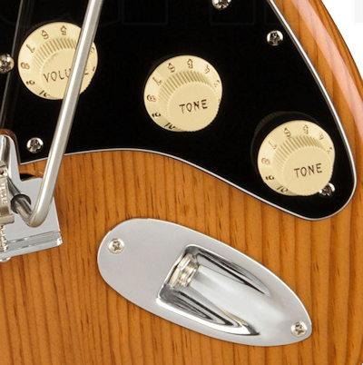 Fender AM Pro II Strat RST PIN