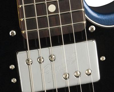 Fender AM Pro II Tele DLX DK NIT