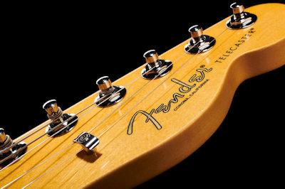 Fender AM Pro II Tele DK NIT