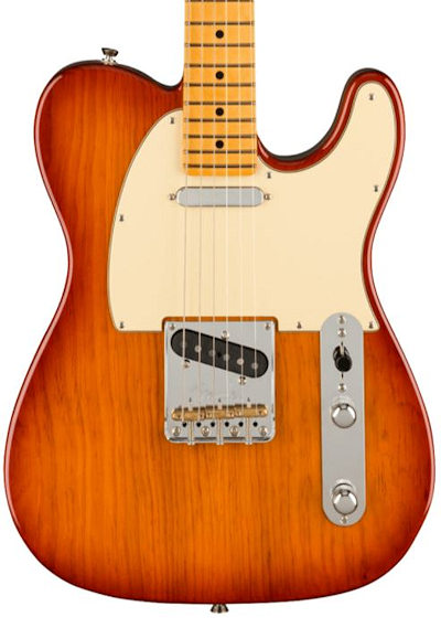 Fender AM Pro II Tele MN SSB