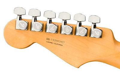 Fender AM Ultra Luxe Strat MN PRB