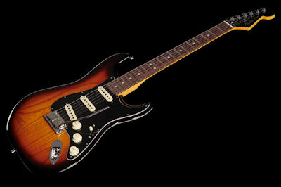 Fender AM Ultra Luxe Strat RW 2CS