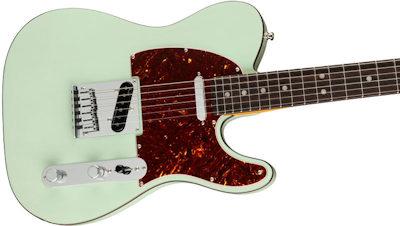 Fender AM Ultra Luxe Tele RW SFG TRN