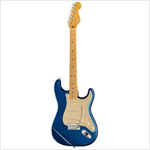 Fender AM Ultra Strat MN Cobra Blue