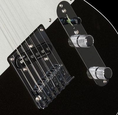 Fender AM Ultra Tele RW Texas Tea