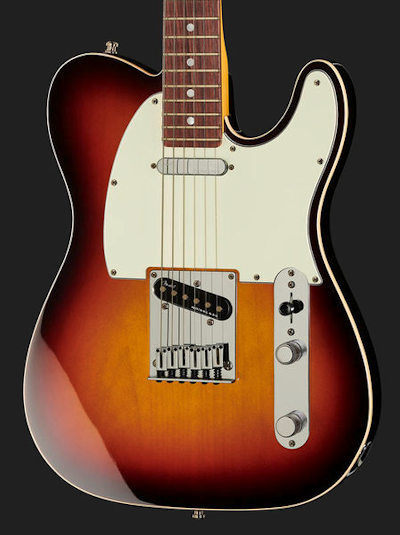 Fender AM Ultra Tele RW Ultraburst