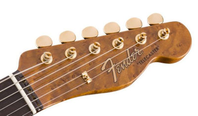 Fender Artisan Tele Roasted Butternut
