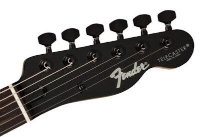 Fender Boxer Telecaster Torino Red