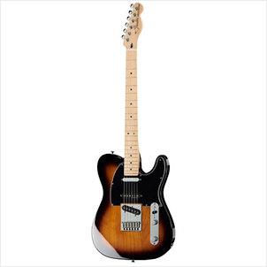 Fender Deluxe Nashville Tele 2CSB