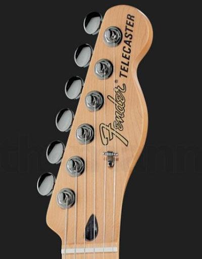 Fender Deluxe Nashville Tele WB
