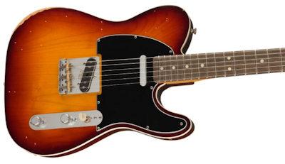 Fender Jason Isbell Tele Custom 3CCB