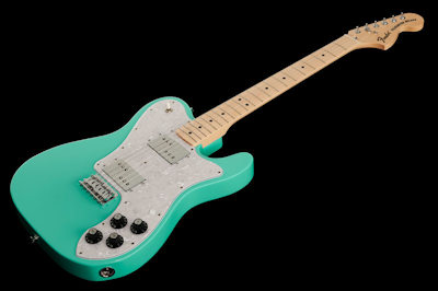 Fender Traditional 70s Telecaster Deluxe Seafoam Green