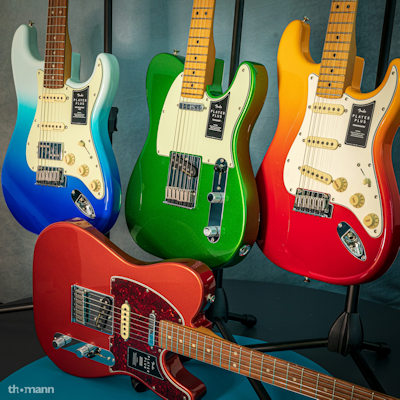 Fender Player Plus Nashville Tele OSP