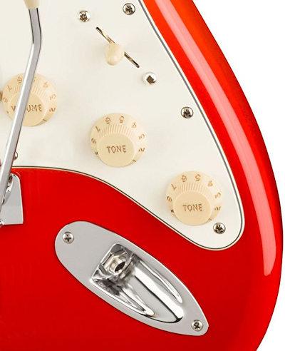 Fender Player Plus Strat MN TQS