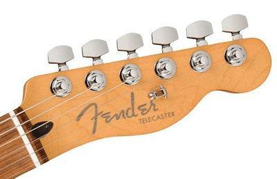Fender Player Plus Tele Silver Smoke