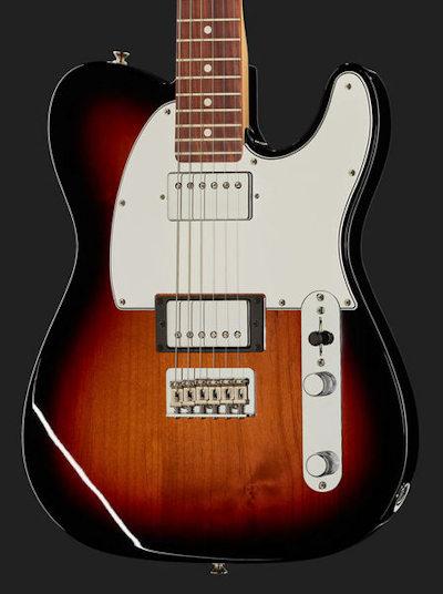 Fender Player Series Tele HH PF 3TS