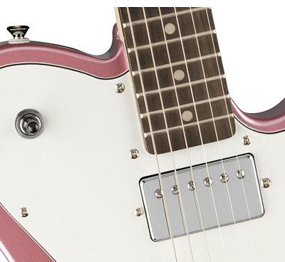 Fender SQ Affinity Tele Deluxe Burgundy Mist