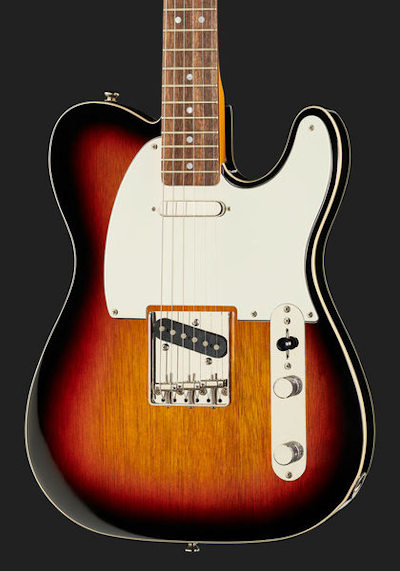 Fender SQ CV 60s Custom Tele 3-SB
