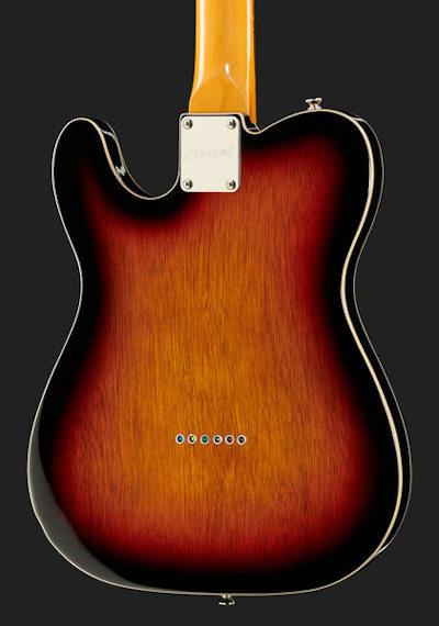 Fender SQ CV 60s Custom Tele 3-SB