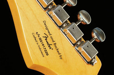 Fender SQ CV 60s Strat CAR